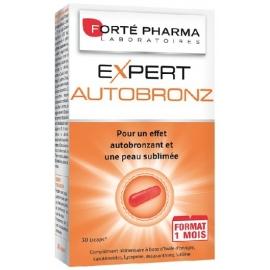 Forté Pharma Expert Autobronz 30 Capsules
