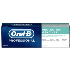 Oral-B Professional Dentifrice Protection Gencives 75 ml