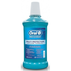 Oral-B Bain de Bouche Pro-expert Multi-protection 500 ml