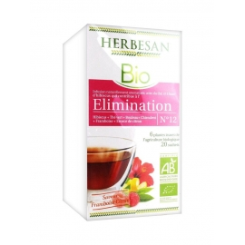 Herbesan Infusion Bio Elimination 20 Sachets
