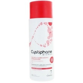 Cystiphane Shampoing Anti-pelliculaire Intensif Ds 200 ml