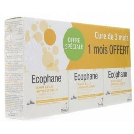 Ecophane Beauté & Eclat Cheveux et Ongles 3 x 60 Comprimés