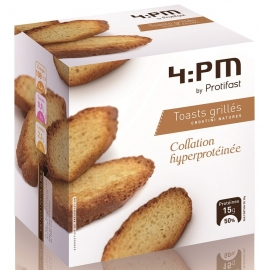 Protifast 4:Pm Toasts Grillés 60 g