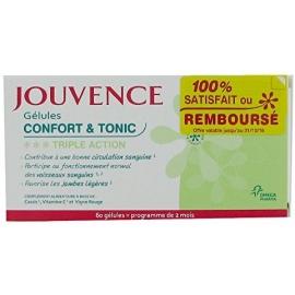 Jouvence De l'Abbé Soury Confort & Tonic 60 Gélules