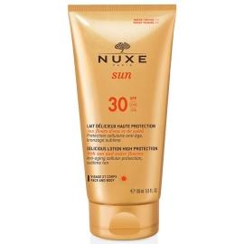 Nuxe Sun Lait Délicieux Visage et Corps SPF 30 - 150 ml