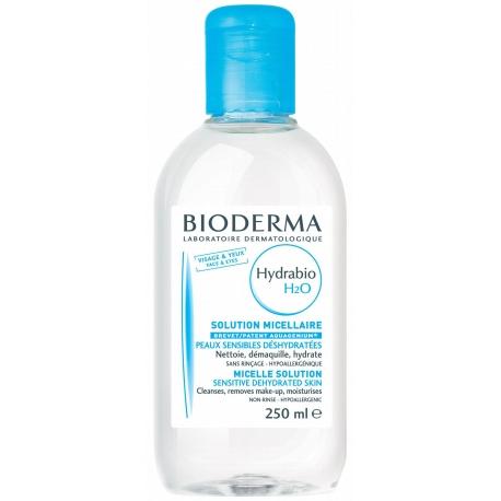 Bioderma Hydrabio H20 Solution Micellaire 250 ml