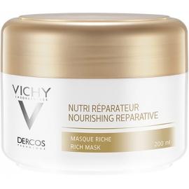Vichy Dercos Masque Nutri Réparateur Riche 200ml