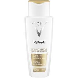 Vichy Dercos Shampooing Creme Nutri Réparateur 200 ML