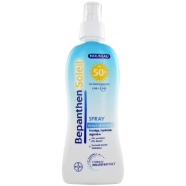 Bepanthen Soleil Spray Corps Spf 50 200 ml