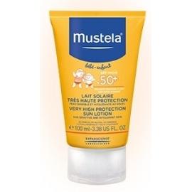 Mustela Bébé Lait Solaire très haute protection SPF 50+ 100 ml