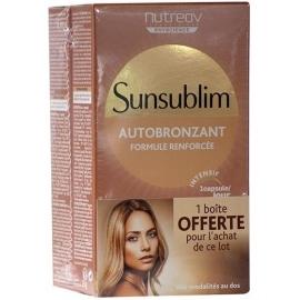 Sunsublim Autobronzant 2 X 28 Capsules