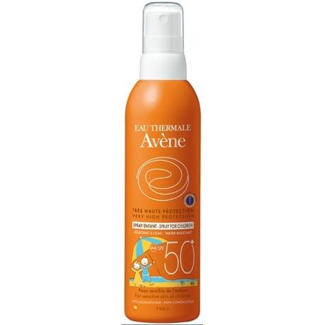 Avène Spf 50 Spray Solaire Enfant 200 ml + Masque Hublot Offert