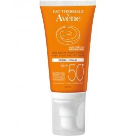 Avène Spf 50 Crème Solaire Sans Parfum 50 ml
