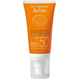 Avène Spf 50 Crème Solaire Teintée 50 ml