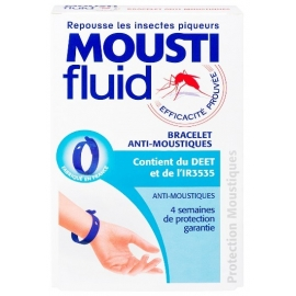 Moustifluid Bracelet Anti-moustiques