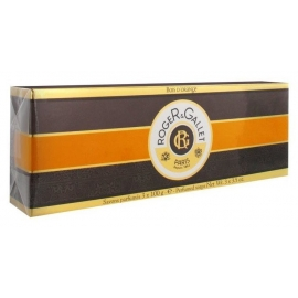 Roger & Gallet Bois d'Orange Savon 3 x 100 g