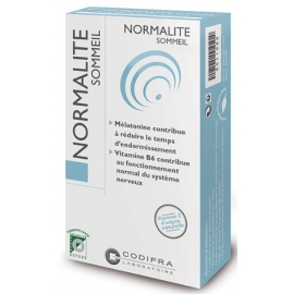 Codifra Normalité Sommeil 30 Capsules