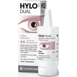 Hylo Dual Collyre Hydratant 10 ml