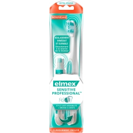 Elmex Sensitive Professional Stylo Anti-sensibilité + Brosse à dents