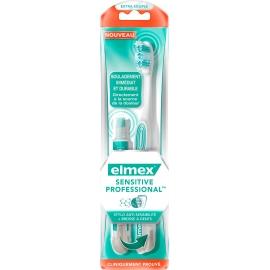 Elmex Sensitive Professional Stylo Anti-sensibilité + Brosse à dents