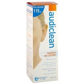 Audiclean Hygiène de L'Oreille 115 ml