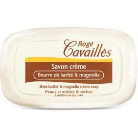 Rogé Cavaillès Savon Crème Beurre de Karité & Magnolia 115 g