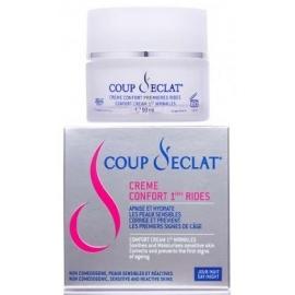 Coup d'Eclat Crème Confort 1ères Rides 50 ml