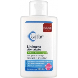 Liniment Oleo Calcaire Gilbert 100 ML
