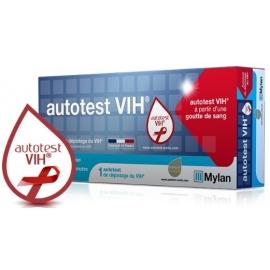 Autotest De Dépistage Du VIH x 1