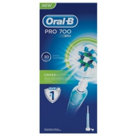 Oral-B Brosse à Dents Electrique Pro 700 Cross Action