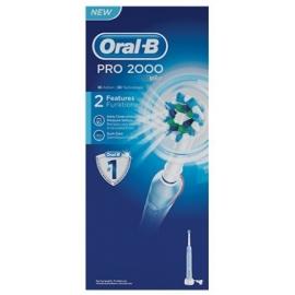 Ora-B Brosse à Dents Electrique PRO 2000