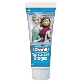 Oral-B Pro-Expert Stages Dentifrice Reine Des Neiges 75 ml