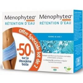 Ménophytea Silhouette Rétention d'eau 2 x 30 Comprimés