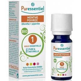 Puressentiel Huile Menthe Poivrée Bio 30 ml