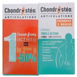 Chondrostéo 2 x 120 Comprimés