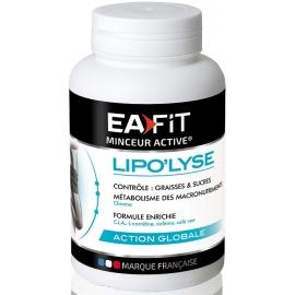Eafit Minceur Active Lipo'lyse 180 Capsules