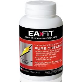 Eafit Construction Musculaire Pure Créatine 90 Géllules