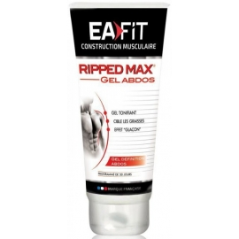 Eafit Construction Musculaire Ripped Max Gel Abdos 200 ml