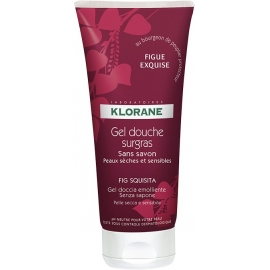 "Klorane Gel Douche Surgras ""Figue Exquise"" 200 ML"