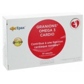 Granions Omega 3 Cardio 30 capsules