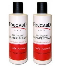 Foucaud Gel Douche Grande Forme 2 x 200 ml