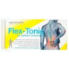 Flex-Tonic Articulations 30 Comprimés