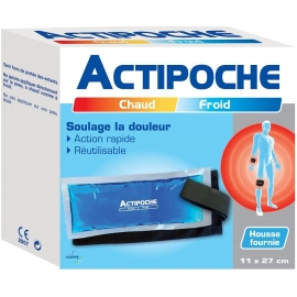 Actipoche Chaud - Froid 11 x 27 cm