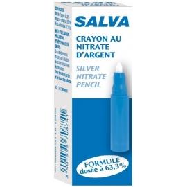 Salva Crayon Au Nitrate D'Argent