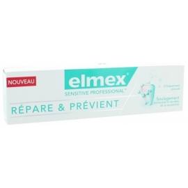 Elmex Sensitive Profssional Dentifrice Répare & Prévient 75 ml