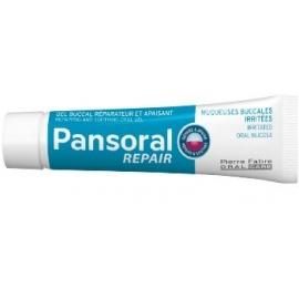 Pansoral Repair Gel Muqueuses Buccales Irritées 15 ml