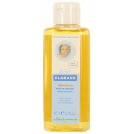 Klorane Bébé Huile de Massage 100 ml