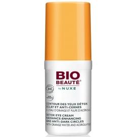 Nuxe Bio Beauté Contour des Yeux Détox Eclat et Anti-cernes 15 ml