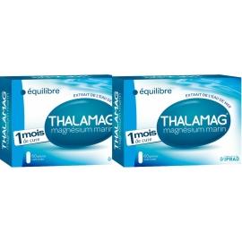 Thalamag Magnesium Marin Equilibre 2 x 60 Gélules