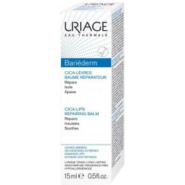 Uriage Bariéderm Cica Lèvres Baume Réparateur 15 ml